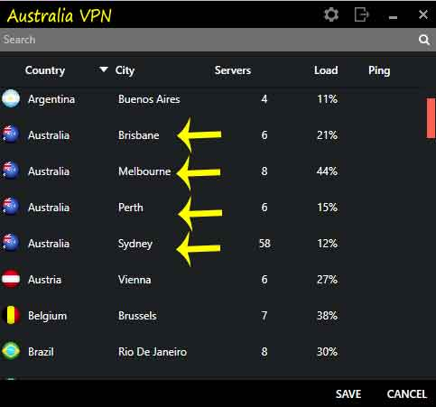 what is the best vpn in Australia